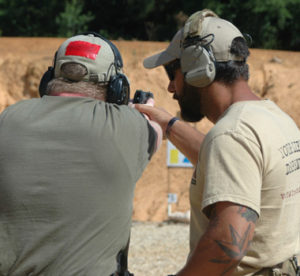 Range Training